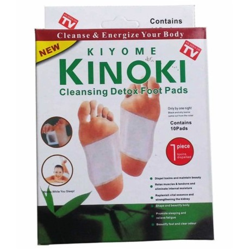 Kinoki Classic Detox Pleisters