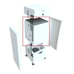 MiracleAir 400-B luchtreiniger filterbox vervanging filter